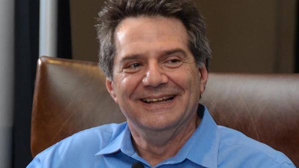 TAXI's CEO Michael Laskow.