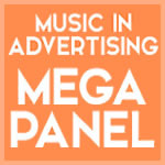 Music In Advertising Mega Panel