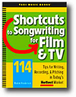 The Difference Between Writing Hits and Writing Songs for Film & TV