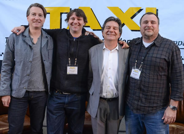 Succeeding in the New Music Industry, Keynote Interview, TAXI Road Rally 2015