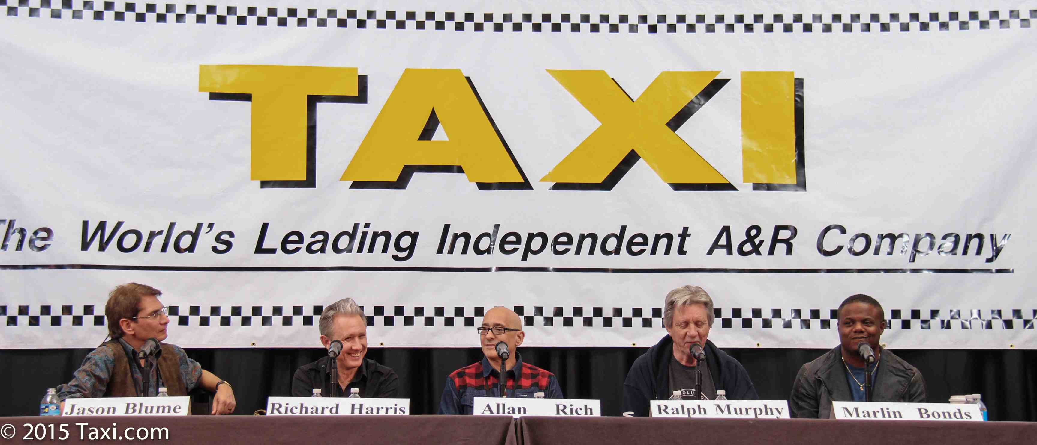 TAXI Road Rally 2015