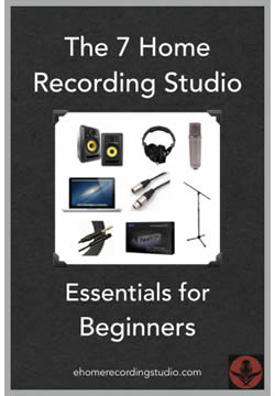 Beginner Home Studio Gear and Advice