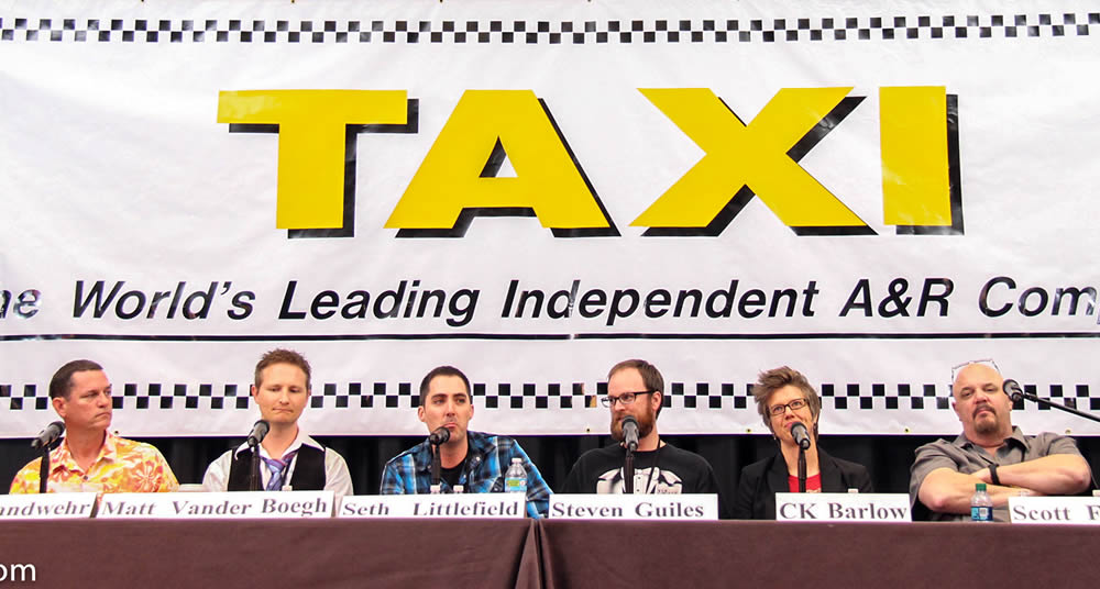 Panelists: Russell Landwehr, Matt  Vander Boegh, Seth Littlefield, Steven Guiles, Carla (C.K.) Barlow, and Scott  Free
