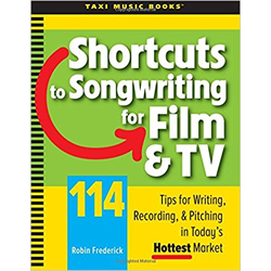 The Only Book About Writing Songs for Film & TV