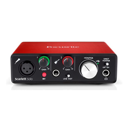 People always ask which low-priced recording interface we'd recommend, so here it is!