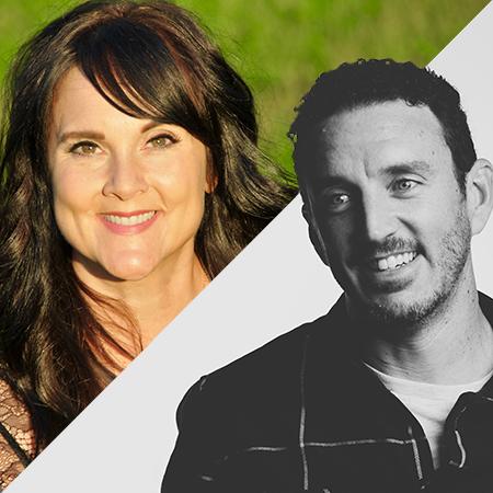 David Zimmer and Kristin Chambers