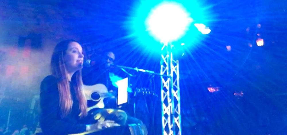 Tamara Miller Performing Live