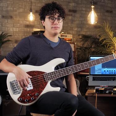Bass Recording Basics for Home Studios