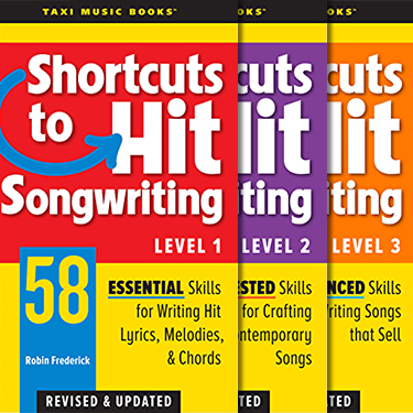 Get the Brand-New Shortcuts to Hit Songwriting eBooks!