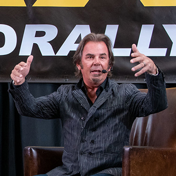 Jonathan Cain Lifetime Achievement Award Keynote Interview