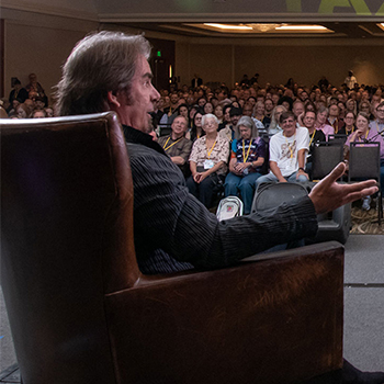 Jonathan Cain Lifetime Achievement Award Keynote Interview, Part Two