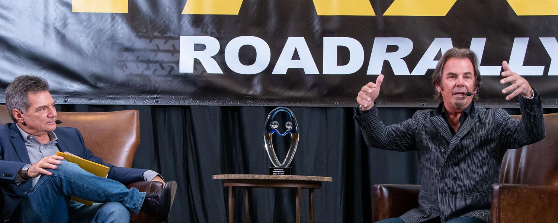 Jonathan Cain Lifetime Achievement Award Keynote Interview, Part Four.