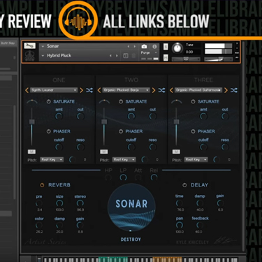 Review: Fallout Music Group's SONAR Trailer Creation Instrument