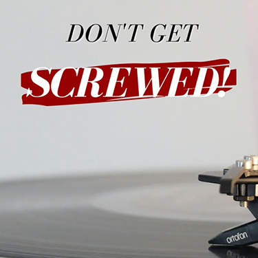 Don't Get Screwed! How to Protect Yourself as an Independent Musician<br/>by Erin M. Jacobson, Esq.