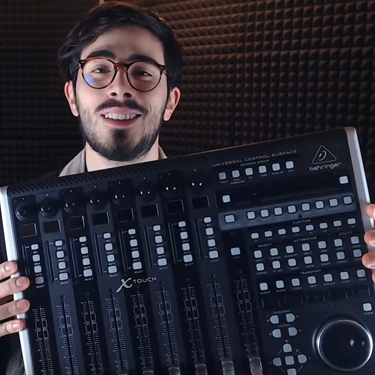 Behringer X Touch Control Surface Review