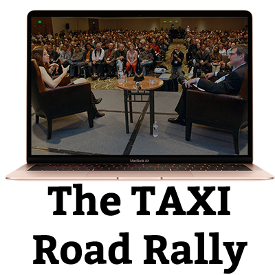 TAXI Road Rally 2021 Update